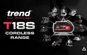 کمپانی ترند سری جدید باتری های 18 ولت خود را برای ابزارهای بیسیم معرفی کرد